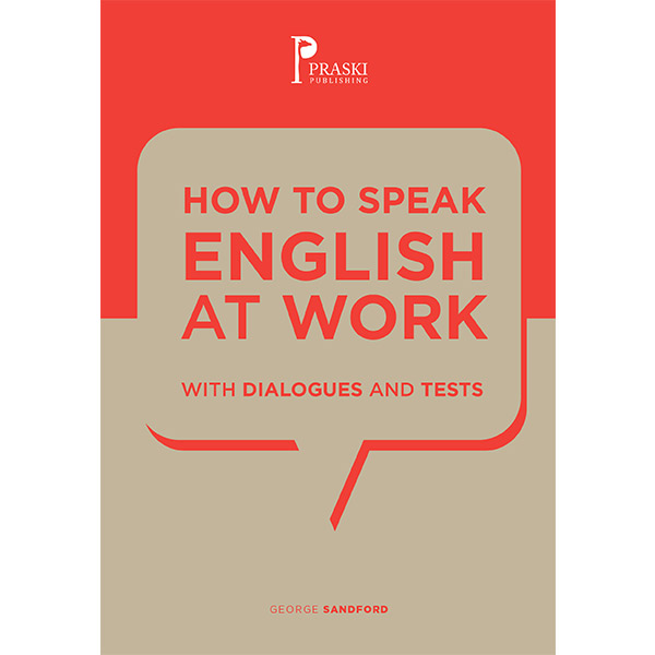 How to Speak English at Work